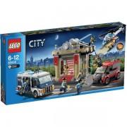 Lego City 60008 Le Cambriolage Du Musée