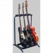 Rockstand Soporte múltiple para 3 guitarras Stand RS 20860 B/2