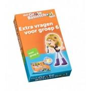 Noordhoff Uitgeverij Het Grote Basisschool Spel: Extra vragen voor groep 6