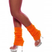 Oranje beenwarmertjes