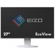 EIZO EV2750-WT LED-monitor 68.6 cm (27 inch) Energielabel A (A+ - F) 2560 x 1440 pix WQHD 5 ms DisplayPort, HDMI, DVI IPS LED