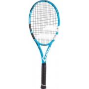 Babolat - Pure Drive Team Strung tennisracket - Unisex - Accessoires - Zwart - 3