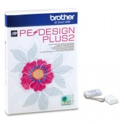 Software broderie Brother Pe Design Plus 2 PED PLUS 2