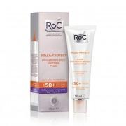 RoC Soleil Protect. Fluido Uniformizador Antimanchas FPS50+ 50ml