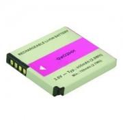 2-Power DBI9969A batteria ricaricabile Ioni di Litio 800 mAh 3,6 V