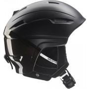 Salomon - Ranger 4D Custom Air skihelm - Heren - Helmen - Zwart - L