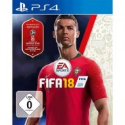 Игра FIFA 18 за PlayStation 4 - PS4 - FREE 2018 FIFA WORLD CUP RUSSIA UPDATE