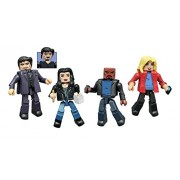 Diamond Select Toys Marvel Minimates: Jessica Jones Series 1 Action Figure Box Set