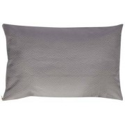 Borg Design Gavelkudde - ljusgrå - 90x60cm - Gavelkuddar til sengen