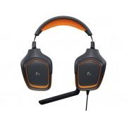 Logitech Auriculares Gaming Con Cable LOGITECH G231 Prodigy (Con Micrófono)