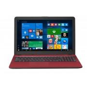 """Notebook Asus X541NA, 15.6"""" HD, Intel Celeron N3350, RAM 4GB, HDD 500GB, Endless OS, Rosu"""