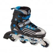 Coolslide - Inlines - Coolslide Rollers - Blå - Str 31-34