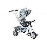Tricicleta copii cu scaun reversibil Baby Mix URETB32 2 White