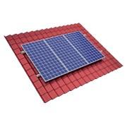 System montażowy do paneli PV typ pokrycia - blachodachówka