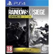 Tom Clancy S Rainbow Six Siege Advanced Edition Ps4