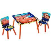 Worlds Apart Cars bord och stolsätt - Disney Cars Barnmöbler 661666