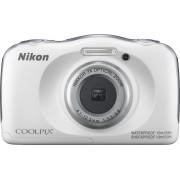 Nikon Coolpix W100 - Wit - Camera met rugzak