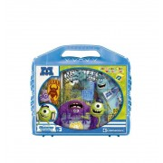 puzzle Cubos 12 Monsters university - Clementoni