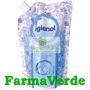 Igienol Sapun Lichid Antibacterian Fresh Rezerva 500ml Interstar