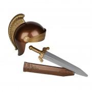 Geen Romeinse ridder verkleed set voor kinderen