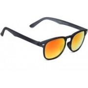 Endiano Wayfarer Sunglasses(Orange, Red, Pink)