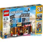 LEGO CREATOR Sarki csemegeüzlet 31050