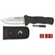 Couteau + pierre fire starter - RUI énergie série