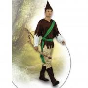 Robin Hood jelmez férfiaknak M/L-es méretben