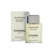 Egoiste Platinum De Chanel Eau De Toilette 100 Ml
