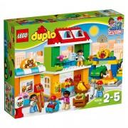 Lego DUPLO Town High Street 10836