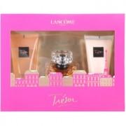 Lancôme Trésor coffret XI. Eau de Parfum 30 ml + leite corporal 50 ml + gel de duche 50 ml