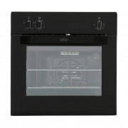 Belling BI60F Black Single Built In Electric Oven