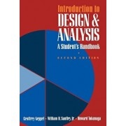 Introduction to Design and Analysis: A Student's Handbook, Paperback/Geoffrey Keppel
