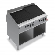 Falcon F900 Chargrill on Fixed Stand Propane Gas G94120
