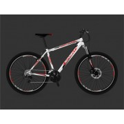 "Велосипед Sprint ACTIVE 29""x430; 18 sp; Color: WHITE; DECALS: RED"