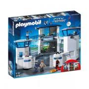 Lobbes Playmobil 6919 Politiebureau met Gevangenis