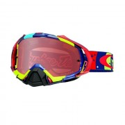 Oakley OO7051 39 MAYHEM PRO MX TLD PHANTOM RB PRIZM MX BRONZE motocross szemüveg