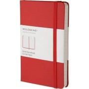 Moleskine Notes Moleskine L w linie czerwony