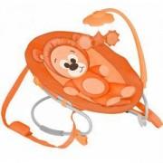 Бебешки шезлонг Joy - Orange Bear, Lorelli, 075171