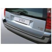 Protectie bara spate VOLVO V70 2001-2007 combi ALUMINIU PERIAT RGM AutoLux