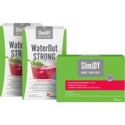 SlimJOY Effetto Rapido - pacchetto drenante e dimagrante. Programma per 30 giorni