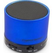 Boxa portabila Esperanza Ritmo EP115K Bluetooth, blue