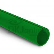 Perfil C 5/8 (16 mm) PS Verde barra 3 metros