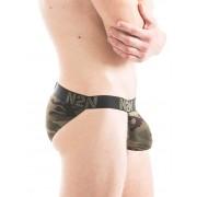 N2N Bodywear Classic String Bikini Underwear Camo CC3