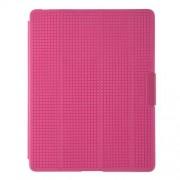 Speck PixelSkin HD Wrap iPad Fundas para tabletas (Folio, Rosa, Termoplástico de Poliuretano (TPU))