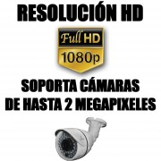 Nvr Cctv 24 Canales Video Hd 1080p Hdmi Camaras Ip Onvif