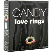 3 Anéis Para O Pénis Candy Love Rings