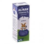 Alinan Baby Vitamina D3 (picaturi) 20ml Fiterman