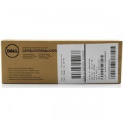 Dell 593-11117 - 8JHXC - H5XJP toner magenta