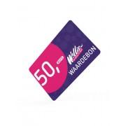 Willie kadokaart 50 euro